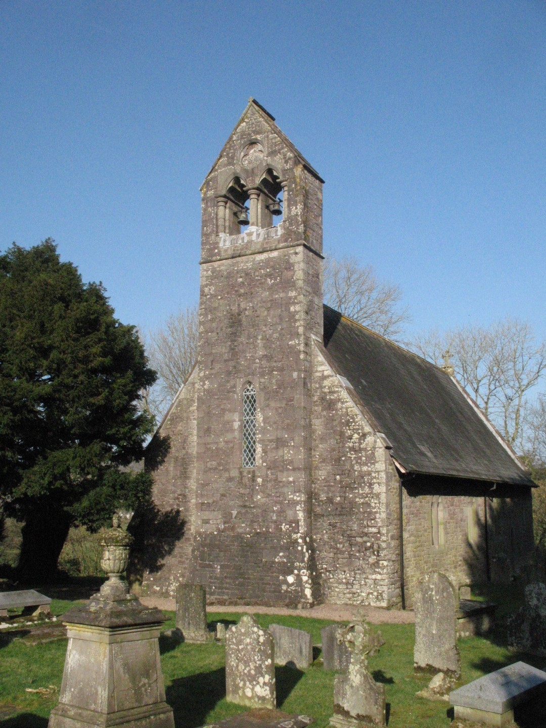 Church of St Cyr & St Mary